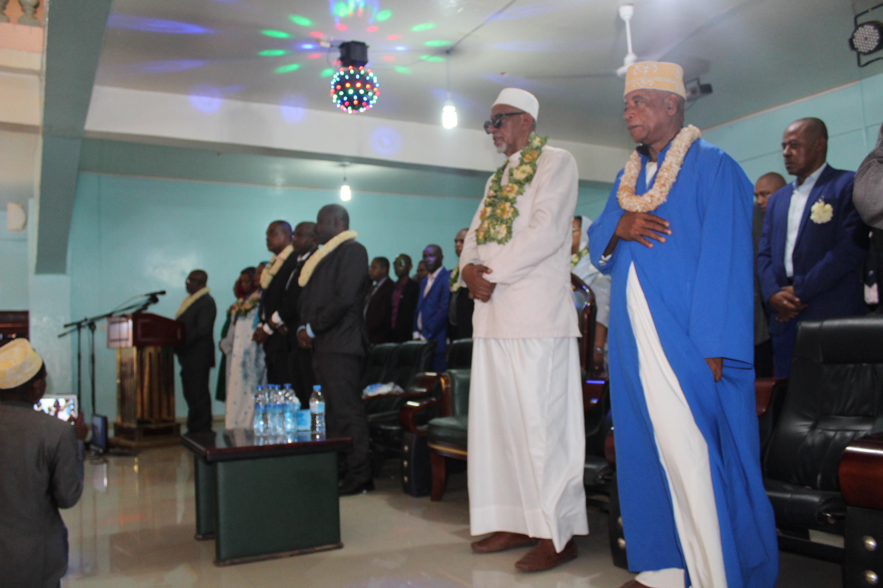 «L'autonomie des îles et la présidence tournante ne seront pas supprimées»