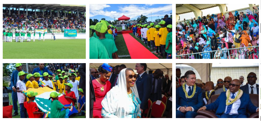 Des images de la Clôture des Assises Nationales des Comores