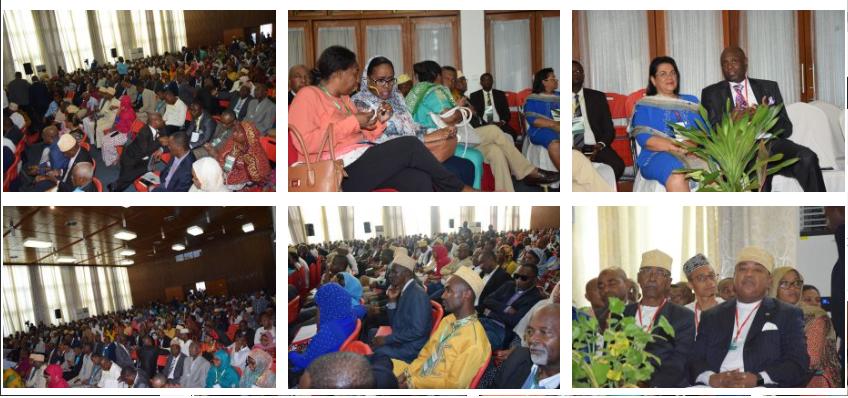 Quelques images des plénières des Assises Nationales des Comores