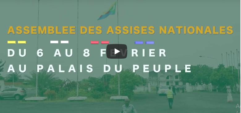 Vidéo / Plénières des Assises Nationales des Comores
